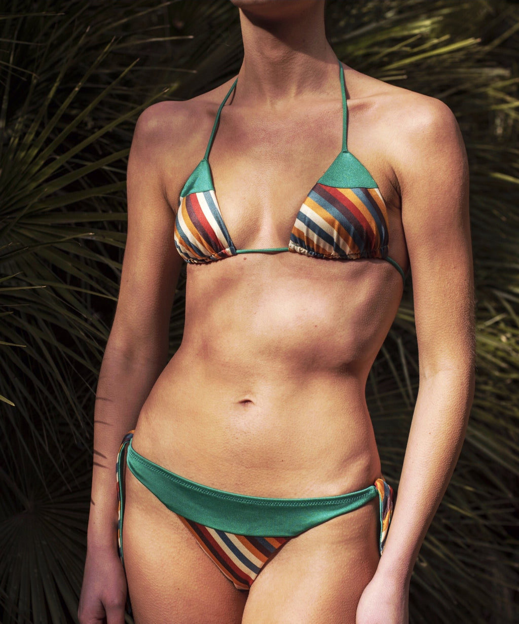 SUNSHINE STRIPES BIKINI