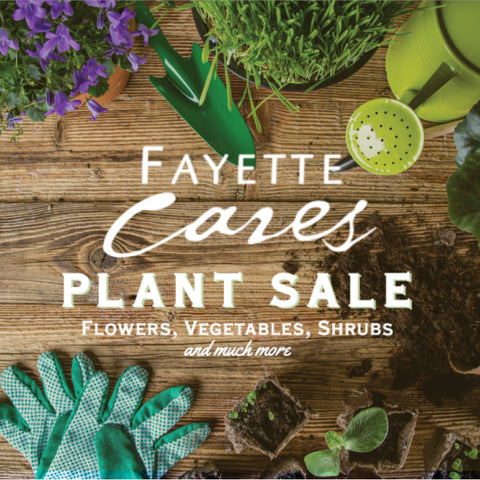 Plant Sale Gift Card (Electronic)