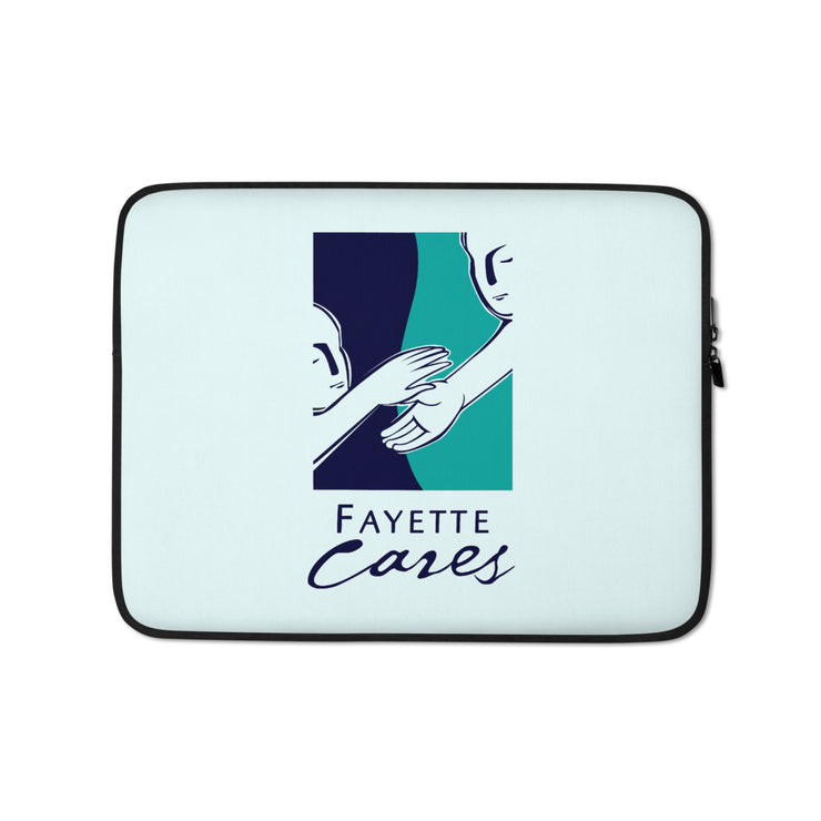 Laptop Sleeve - Vertical Logo