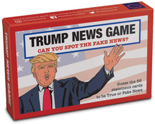 Load image into Gallery viewer, Trump Fake News Game