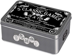 Classic Games in a Tin