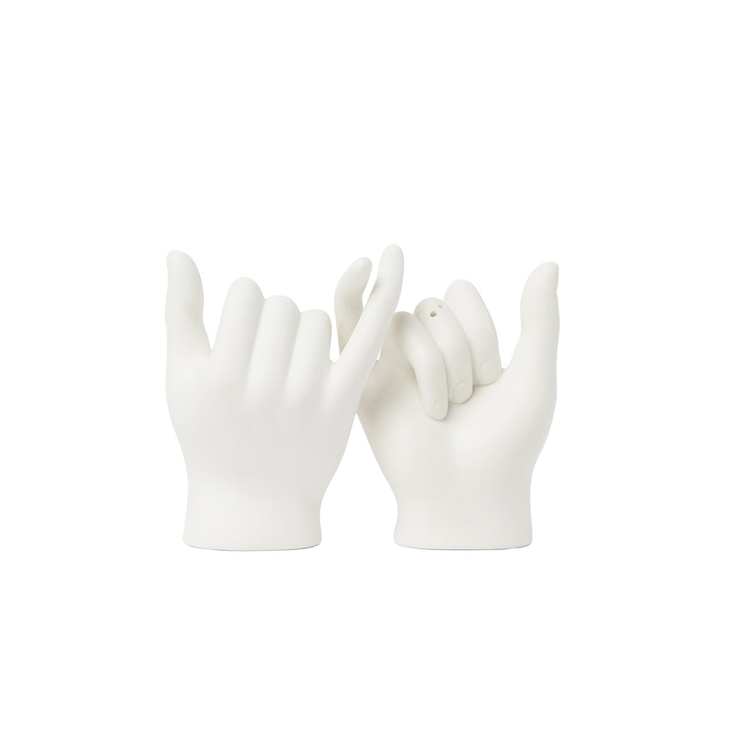 Pinky Swear Salt and Pepper Shakers