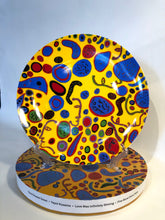 Load image into Gallery viewer, Yayoi Kusama Love was Infinitely Shining Plate
