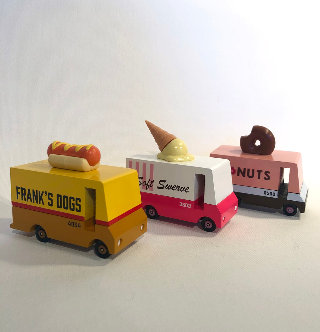 Candylab Foodtruck Minis (Sold Seperately)