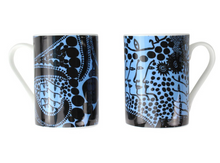 Load image into Gallery viewer, Yayoi Kusama Late Night Chat Mug Set
