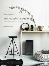 Load image into Gallery viewer, Monochrome Home: Elegant Interiors in Black and White Book