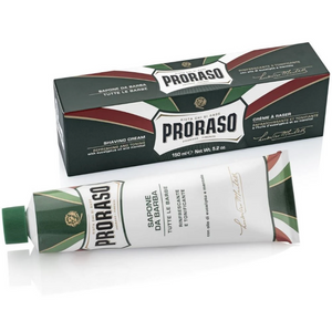Proraso Shaving Cream Tube - Eucalyptus and Menthol