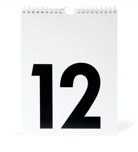 Load image into Gallery viewer, Made of Tomorrow Perpetual Calendar (Various Colours)