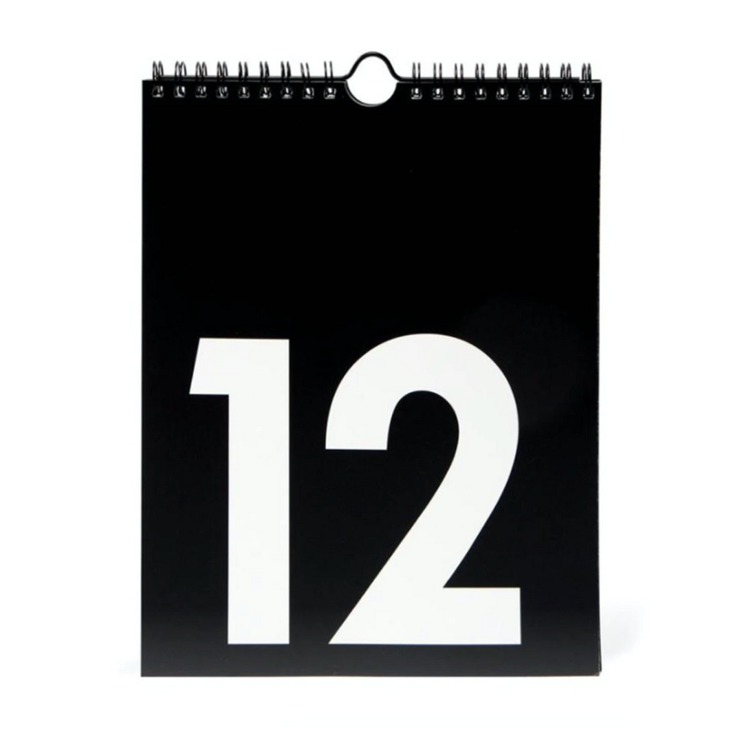 Made of Tomorrow Perpetual Calendar (Various Colours)