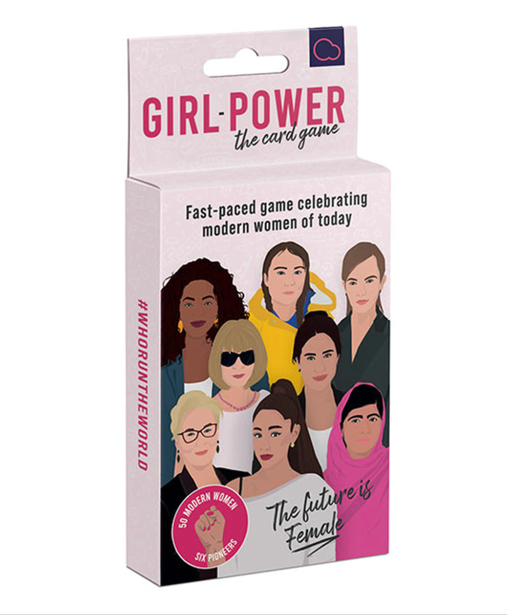 Girl Power - The Card Game