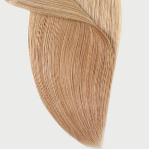 #12/22 Highlights Color Micro Ring Hair Extensions