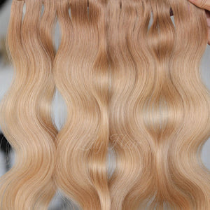 #12/26 Ombre Color Fusion Hair Extensions