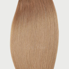 Load image into Gallery viewer, #12/26 Ombre Color Fusion Hair Extensions