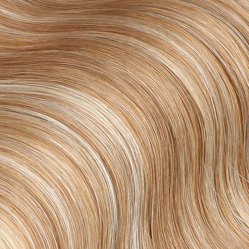 #12/613 Highlight Color Hair Tape In Hair Extensions