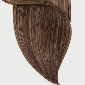 #2/12 Highlight Color Hair Tape In Hair Extensions