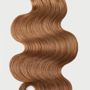 #12 Brown Sugar Color Fusion Hair Extensions