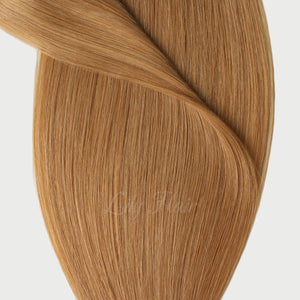 #16 Butterscotch Color Hair Tape In Hair Extensions