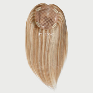 Copy of Cheryl Toppers,Best Hairpieces For Women H12/613