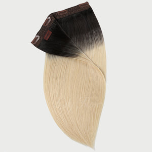 #1B/613 Ombre Color Clip-in hair Extensions-11pc.