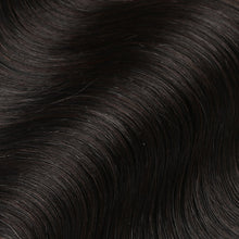 Load image into Gallery viewer, #1B Espresso Black Color Halo Hair Extensions