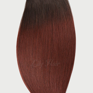 #2/33B Ombre Color Halo Hair Extensions