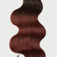 Load image into Gallery viewer, #2/33B Ombre Color Halo Hair Extensions