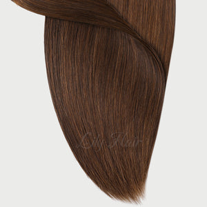 #2/6 Highlight Color Hair Tape In Hair Extensions