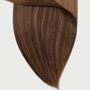 #2/8 Highlights Color Fusion Hair Extensions