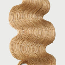 Load image into Gallery viewer, #26 Golden Blonde Color Micro Ring Hair Extensions