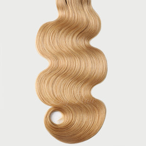 #26 Golden Blonde Color Micro Ring Hair Extensions