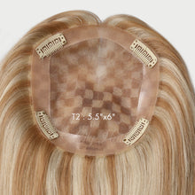 Load image into Gallery viewer, Cheryl Toppers,Best Hairpieces For Women H12/613