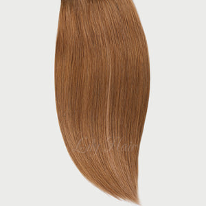 #8/12 Highlights Color Fusion Hair Extensions