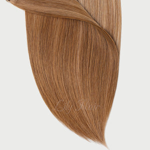 #8/12 Highlight Color Hair Tape In Hair Extensions