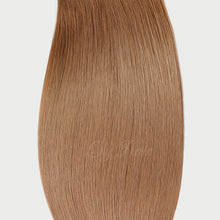 Load image into Gallery viewer, #8/12 Ombre Color Halo Hair Extensions