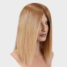 Load image into Gallery viewer, Felana 100% Human Hair Monofilament Wigs T8/26