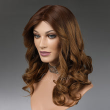 Load image into Gallery viewer, Jumai 100% Human Hair Monofilament Wigs T4/8