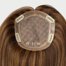 Load image into Gallery viewer, Auja Toppers,Best Hairpieces For Women H2/8
