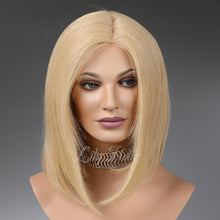 Load image into Gallery viewer, Maddy 100% Human Hair Monofilament Wigs #16