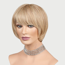Load image into Gallery viewer, Stella 100% Human Hair Pixie Monofilament Wigs H12/26