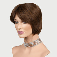 Load image into Gallery viewer, Jenae 100% Human Hair Pixie Monofilament Wigs H4/6