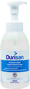 Durisan Antimicrobial Hand Soap 550mL