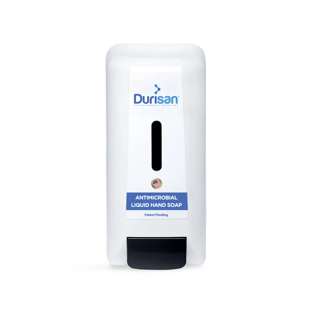 Durisan Manual Dispenser for 1000 mL Antimicrobial Hand Soap .04
