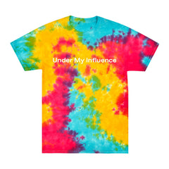 Under My Influence Pride Tee - Rainbow