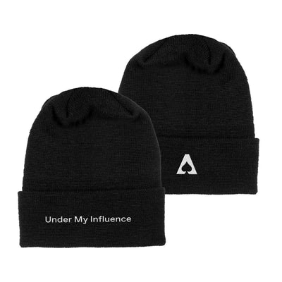 The Aces Under My Influence Beanie Merch Bundle