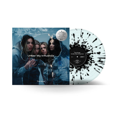 Under My Influence LP (Limited Edition Splatter Vinyl)-The Aces