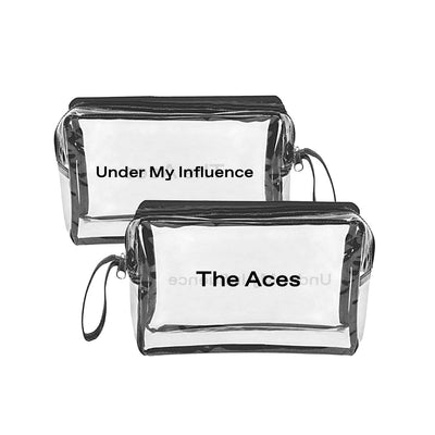 Makeup Bag + Album-The Aces