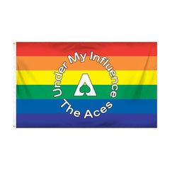 Pride Wall Flag For Rooms