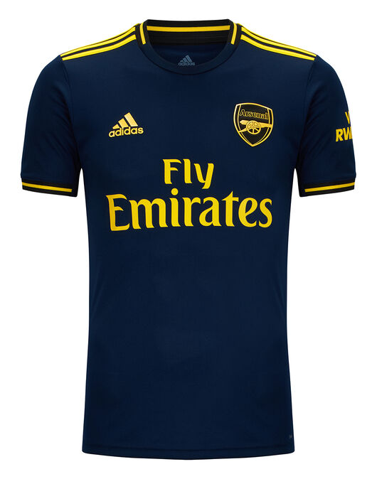 Camisa do Arsenal III - 2019/20 Adidas Masculino