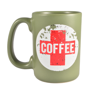 Coffee Saves Ceramic Mug