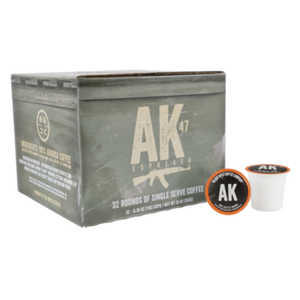 AK-47 Espresso Coffee Rounds